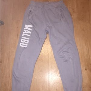Brandy Melville sweatpants